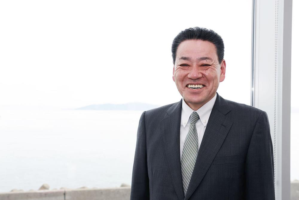 代表取締役社長 藤田 龍