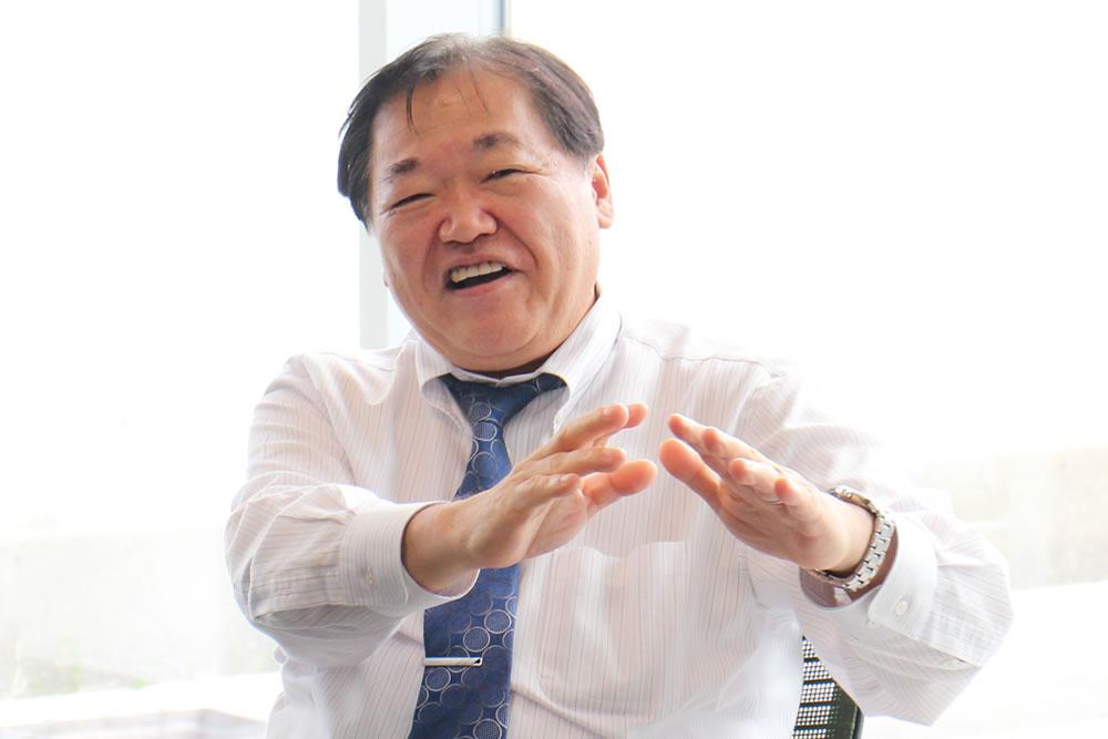 代表取締役 中川 祥示