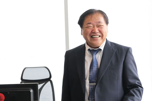 PRESIDENT INTERVIEW - 社長インタビュー